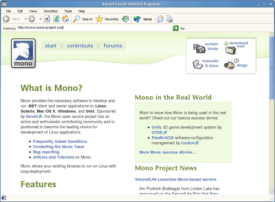 Release Notes Mono 2 0 | Mono