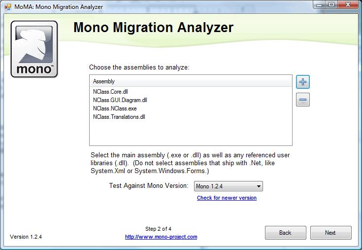 Porting Winforms Applications | Mono