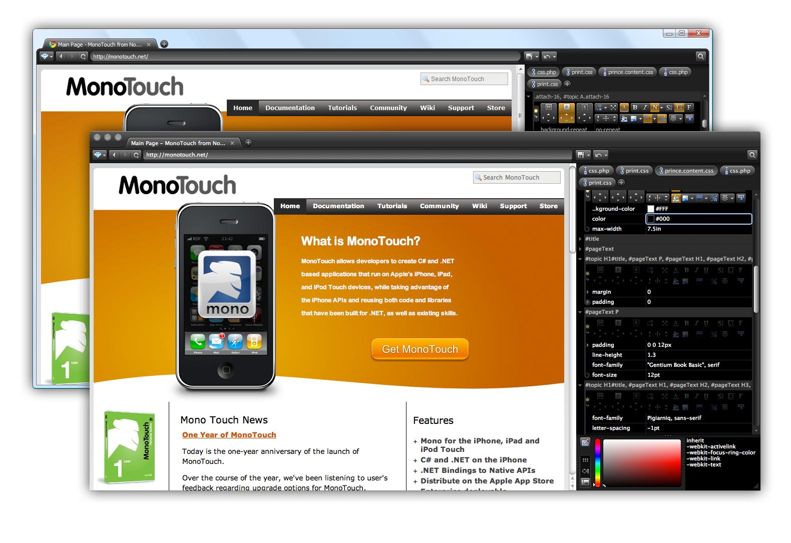 Companies using Mono | Mono