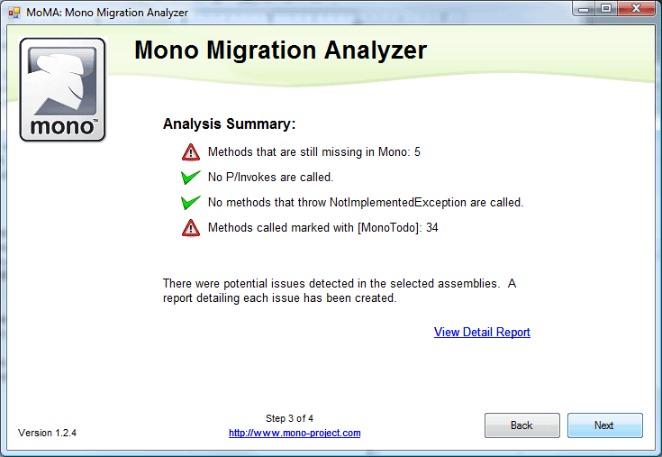 Porting Winforms Applications   Mono