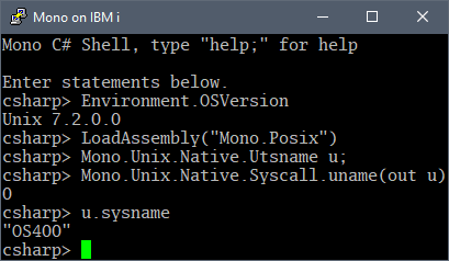 Introducing Mono on AIX and IBM i | Mono