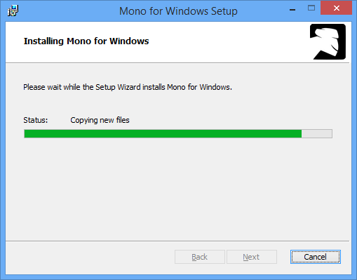 Install Mono on Windows | Mono